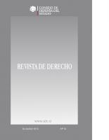REVISTA DE DERECHO 36