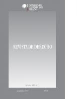 REVISTA DE DERECHO 37