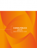 Cuenta Pública 2015