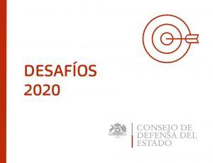 DESAFÍOS 2020