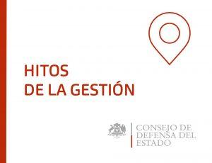 HITOS DE LA GESTIÓN
