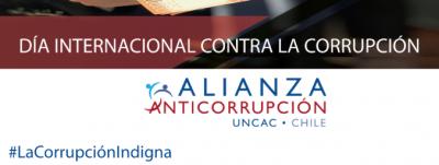 CDE ADHIERE A LA CONMEMORACIÓN DEL DÍA INTERNACIONAL CONTRA LA CORRUPCIÓN
