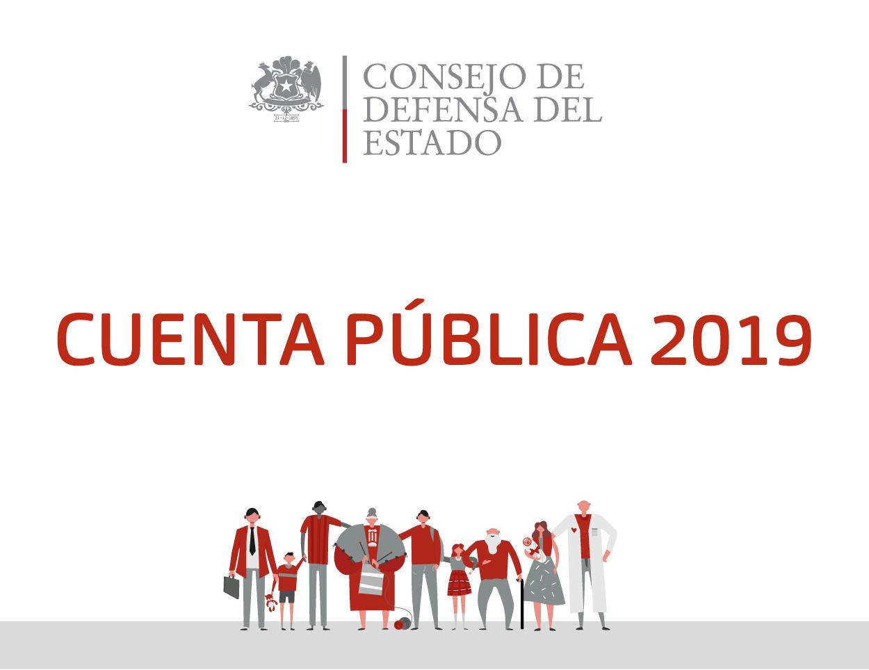 Cuenta Pública CDE 2019