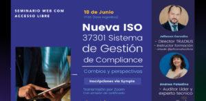Seminario ISO 37301