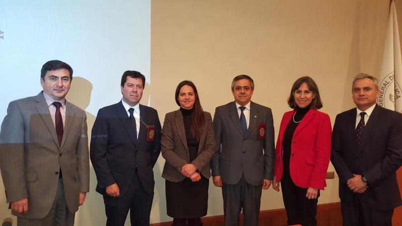 Exposición sobre materias laborales para funcionarios de la PDI