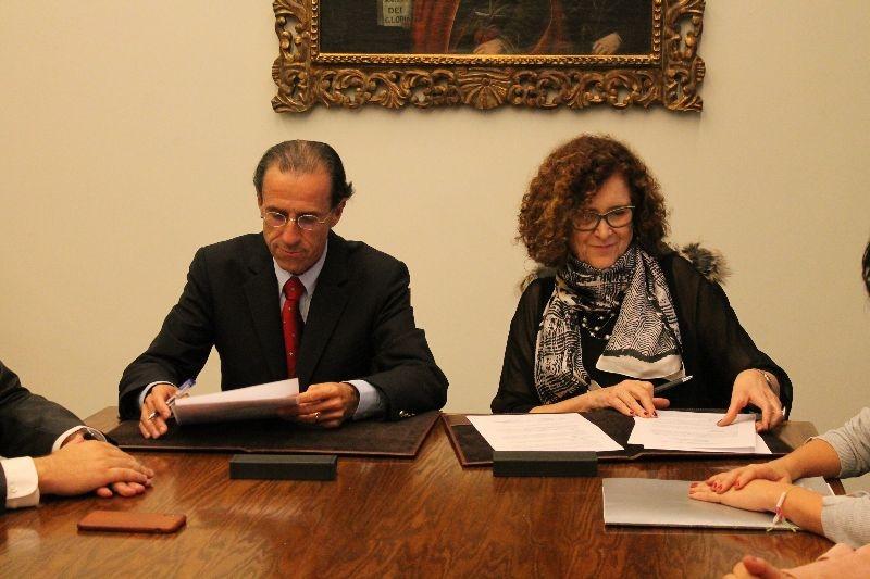 Carlos Williamson y María Eugenia Manaud