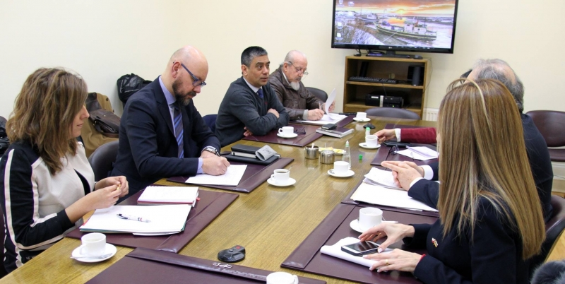 Reunión Ley Navarino y Tierra del Fuego